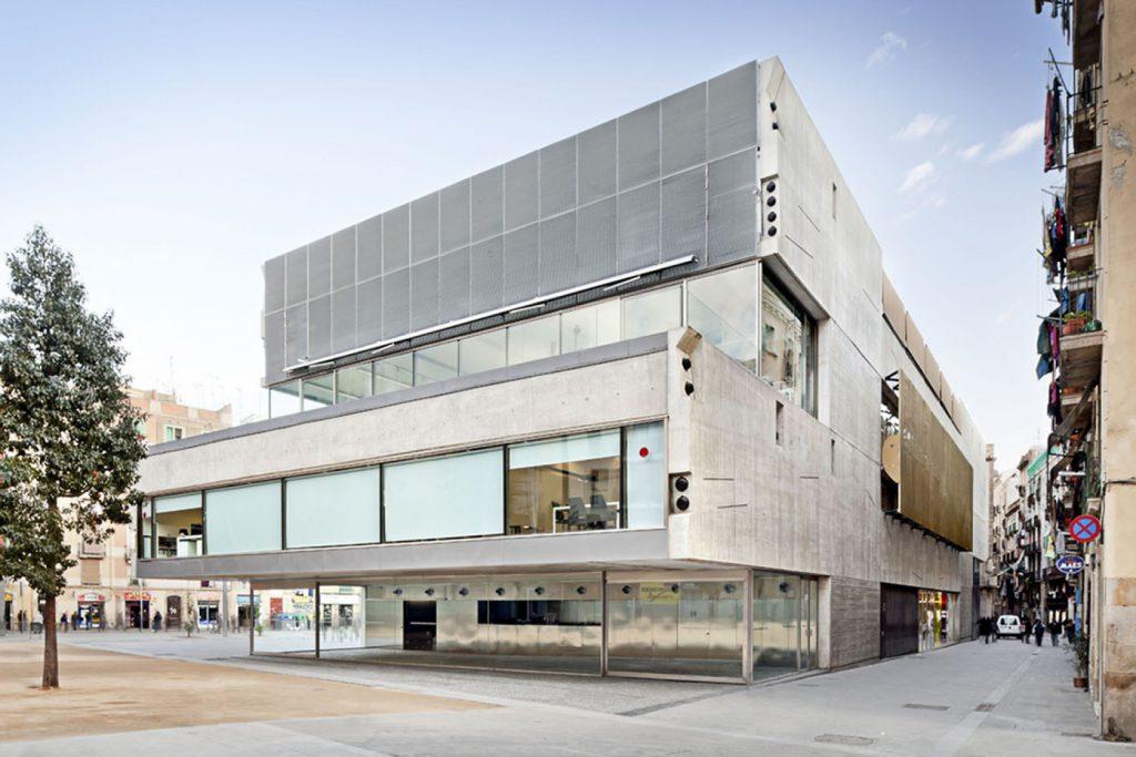 Edificio Filmoteca