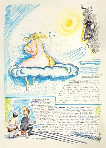 Sueños de Fellini