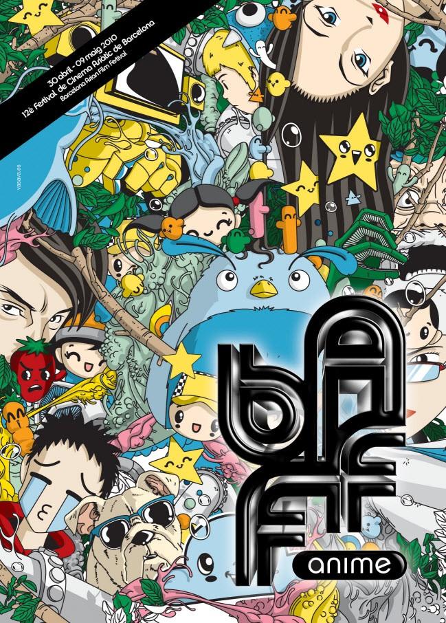 Cartel BAFF Anime