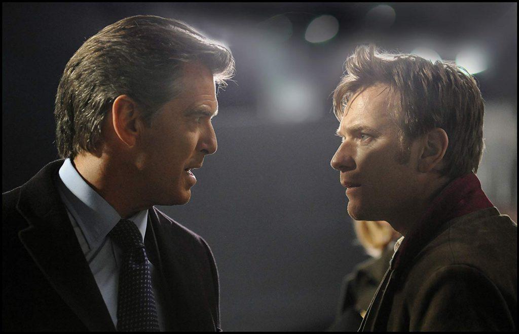 Pierce Brosnan y Ewan McGregor en 'El escritor' (2010)