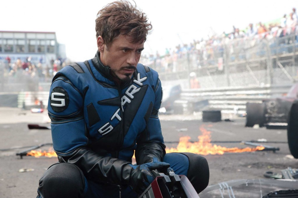 Stark en las carreras