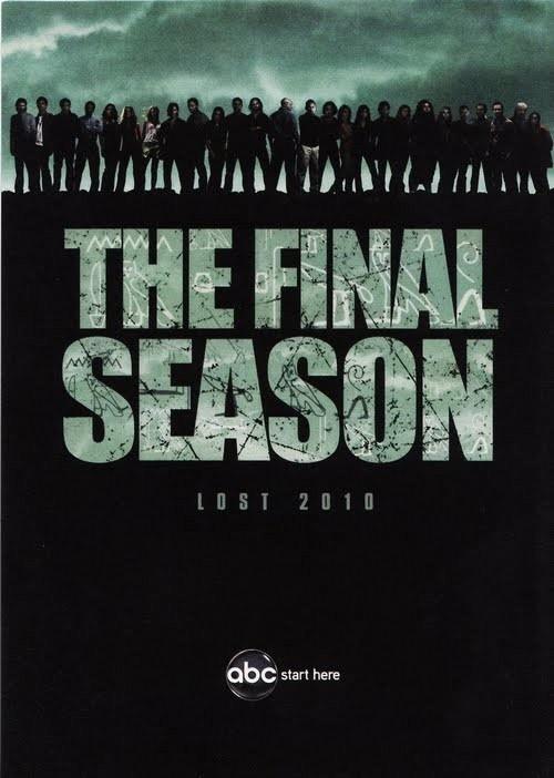 Lost Poster Temporada 6