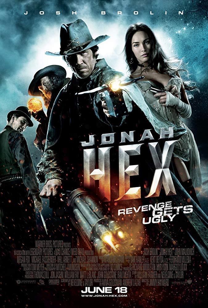 Cartel de 'Jonah Hex' (2010)