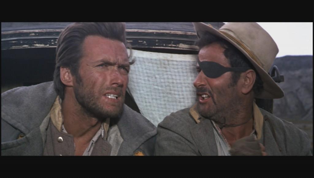 Eastwood y Wallach
