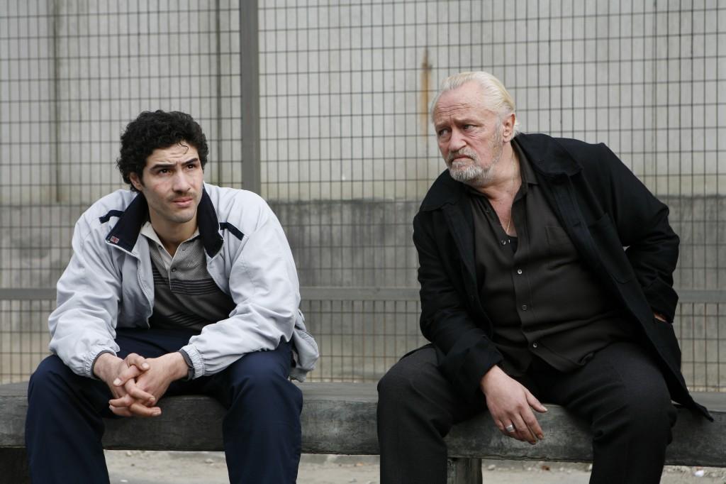 Tahar Rahim y Niels Arestrup