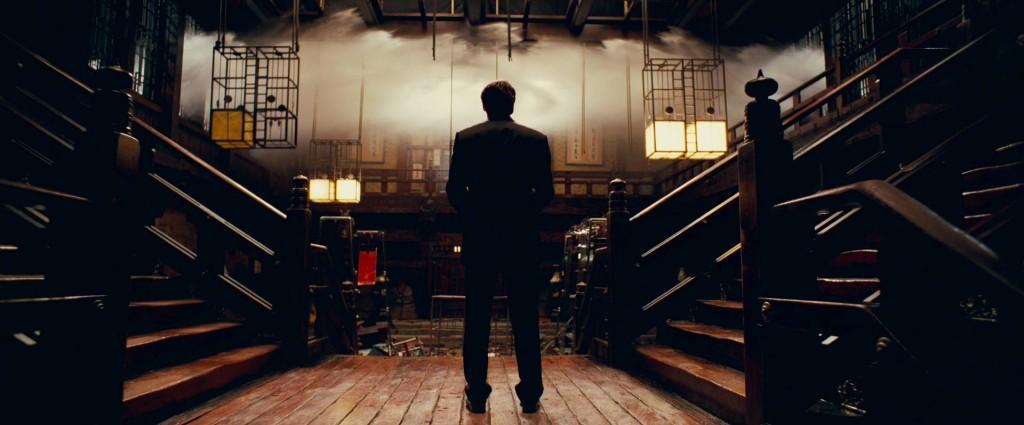 DiCaprio solo ante el peligro