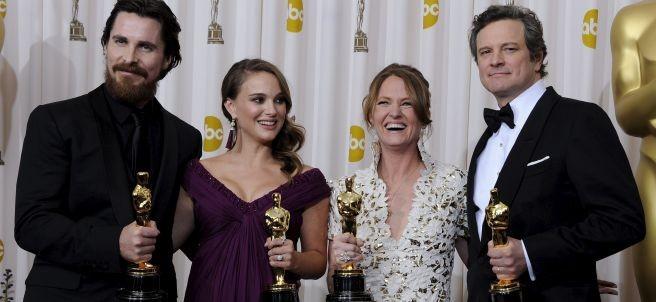 Actores y actrices oscarizados