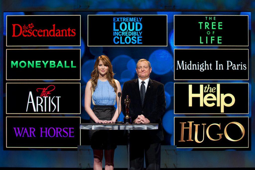 Nominaciones Oscars 2012