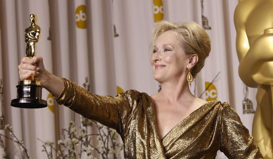 Meryl gana el Oscar