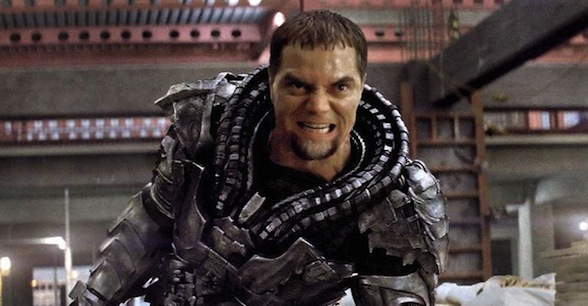 Michael Shannon es el General Zod