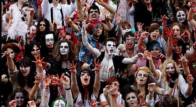zombie-walk