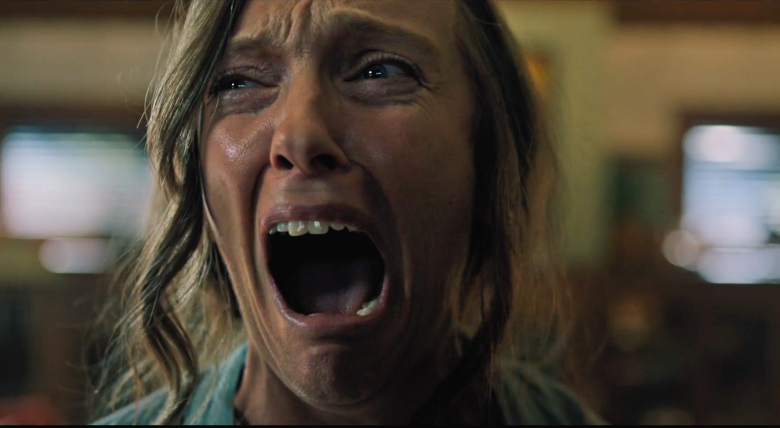 Toni Collette en Hereditary