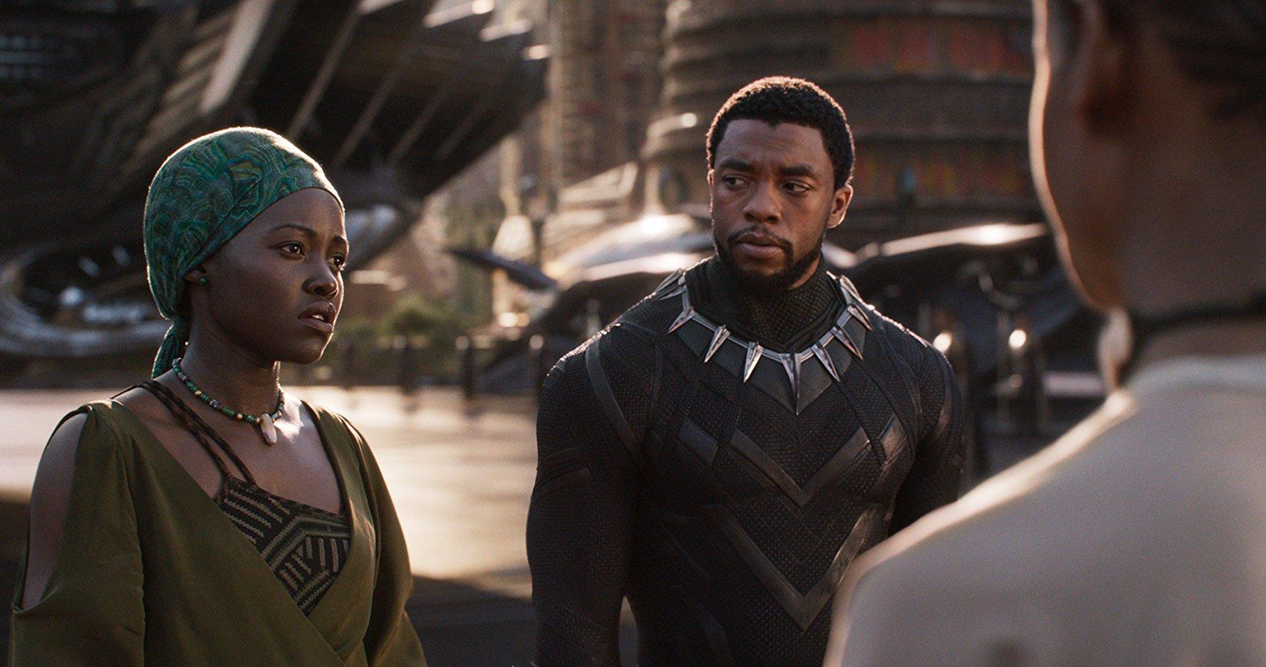 Otra imagen más de 'Black Panther'