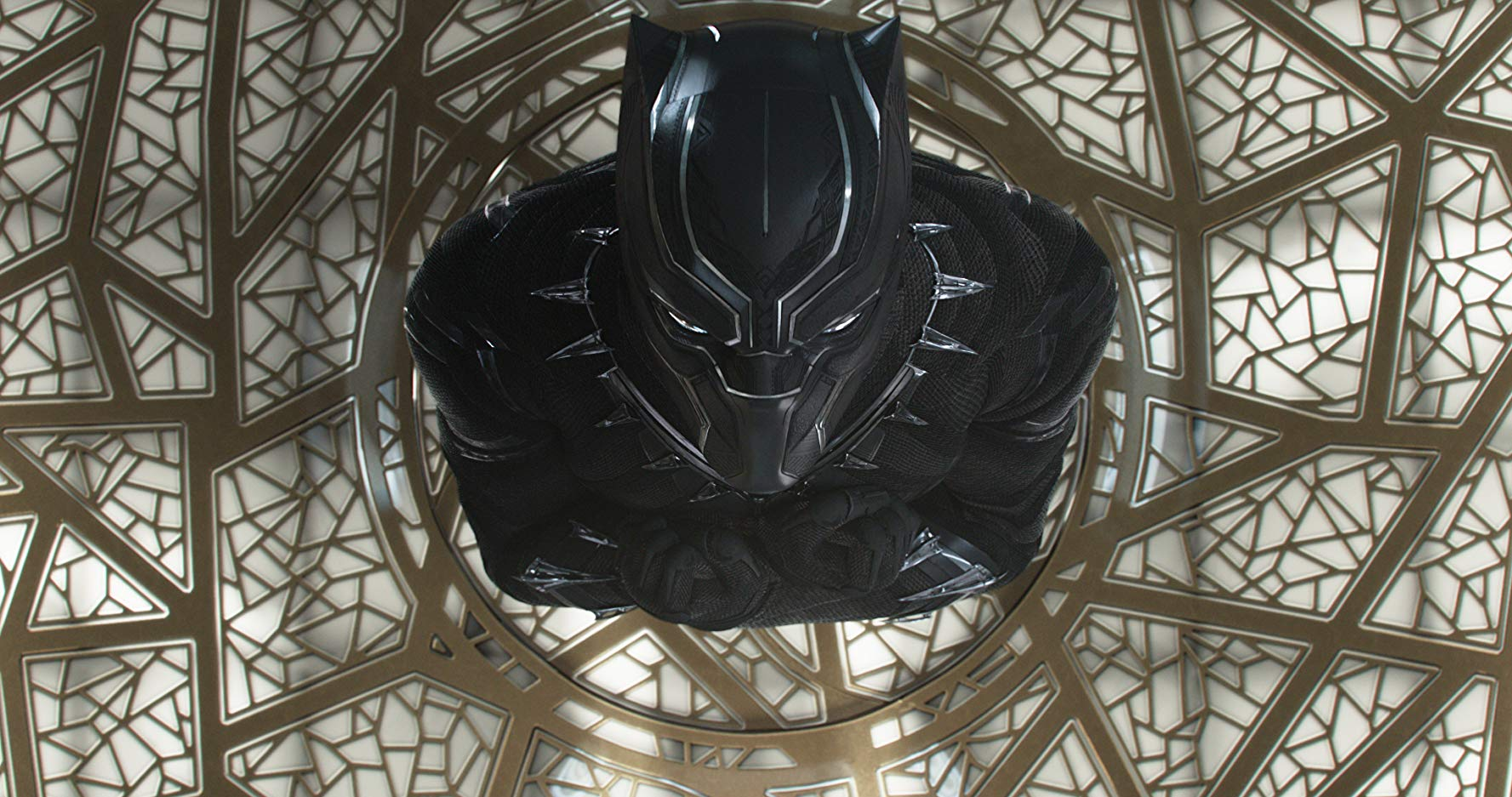 Captura de 'Black Panther'