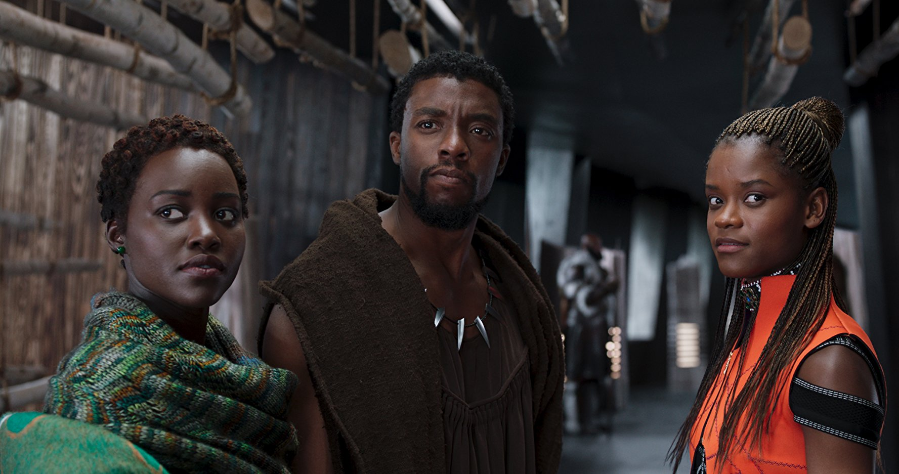 Otra imagen de 'Black Panther'