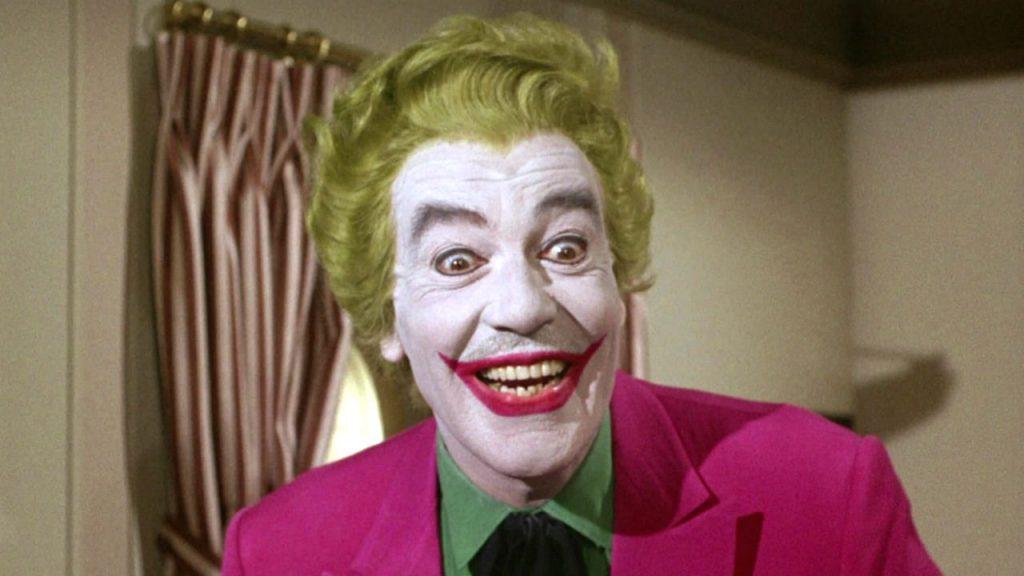 Cesar Romero es el Joker