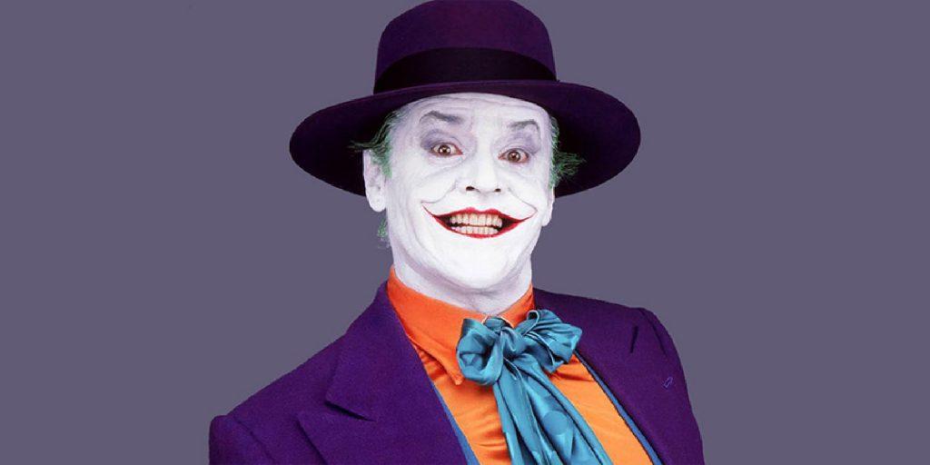 Jack Nicholson es el Joker
