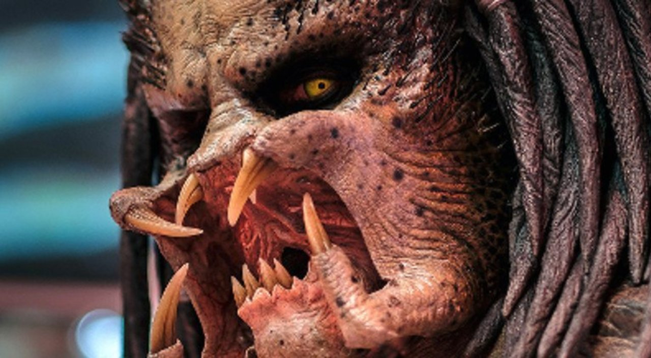 The Predator primer plano