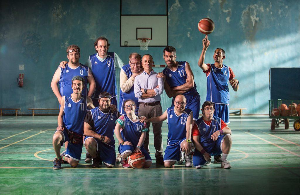 Captura del equipo de 'Campeones'