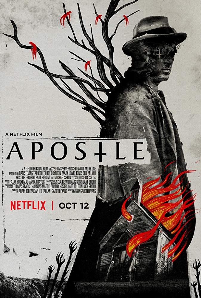 Poster de 'El apóstol' ('Apostle')