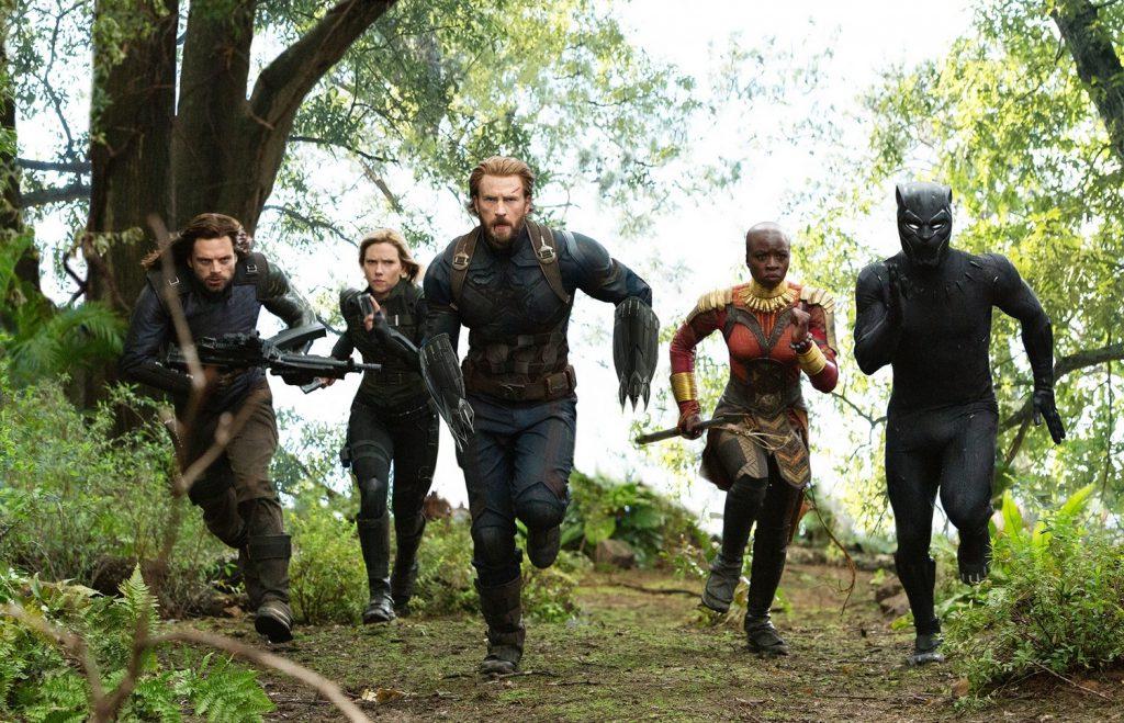 Team Capitán América