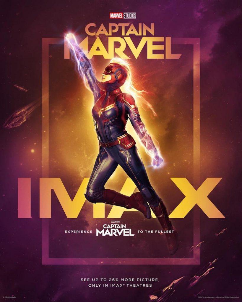 Cartel IMAX