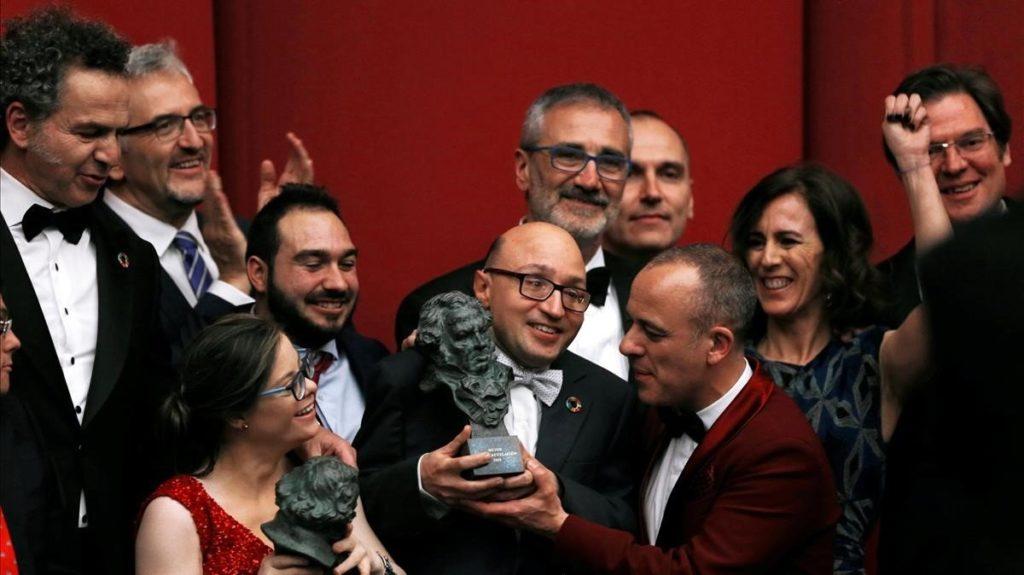Campeones Goya 2019