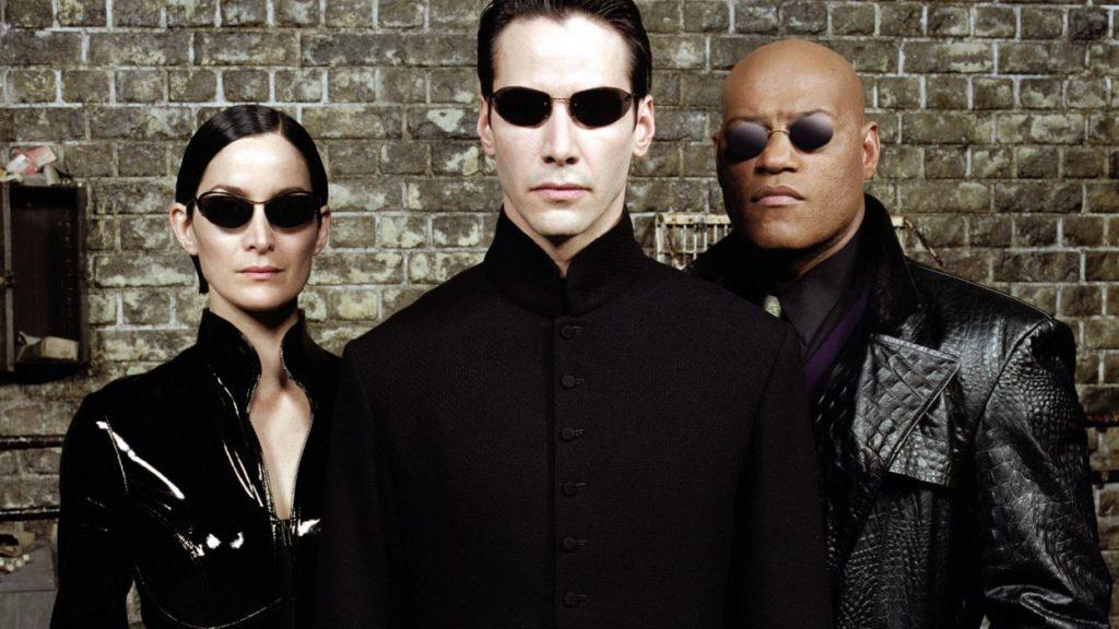 Trinity, Neo y Morfeo
