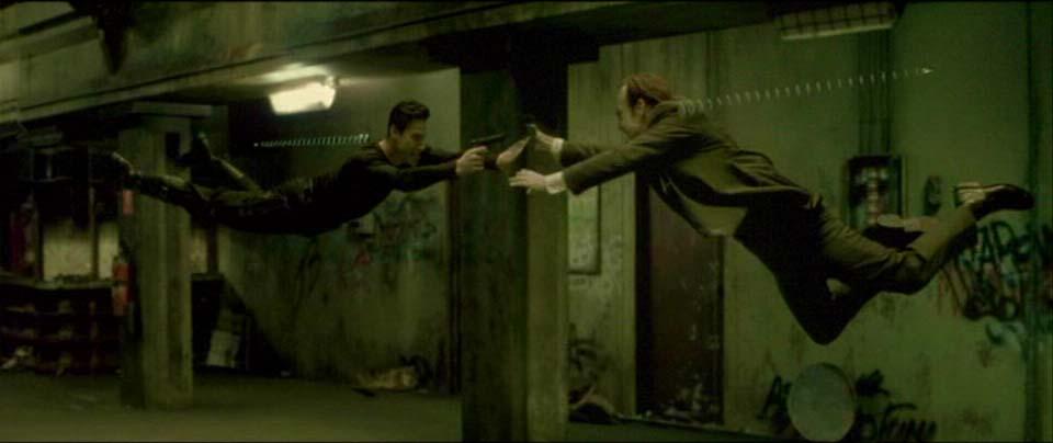 Neo versus Smith