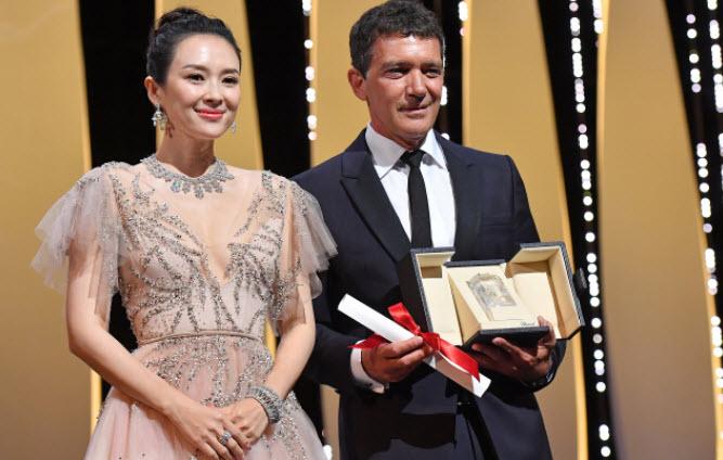 Antonio Banderas, premio al mejor actor en Cannes