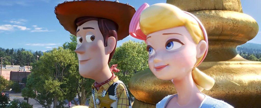 Bo Beep y Woody