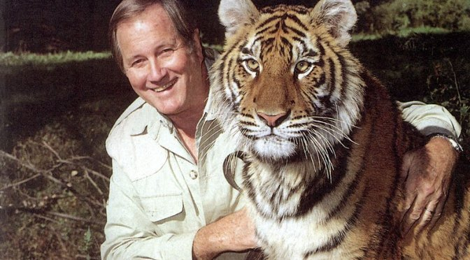 Jim Fowler, asesor de 'El rey león'