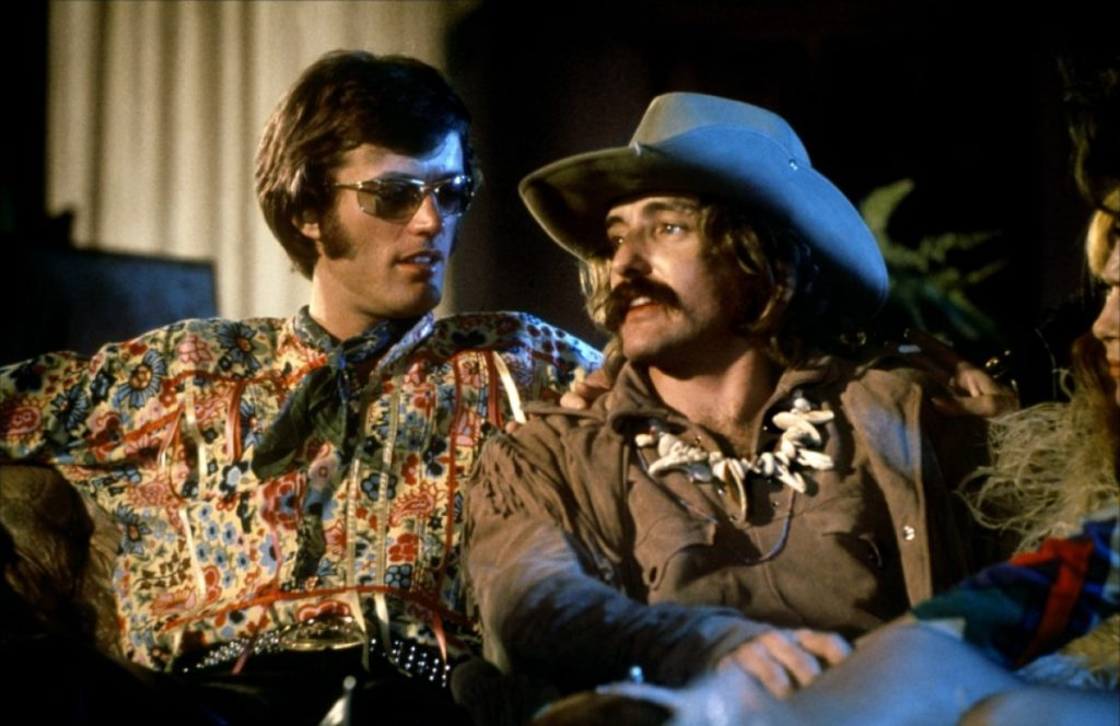 Dennis Hopper y Peter Fonda