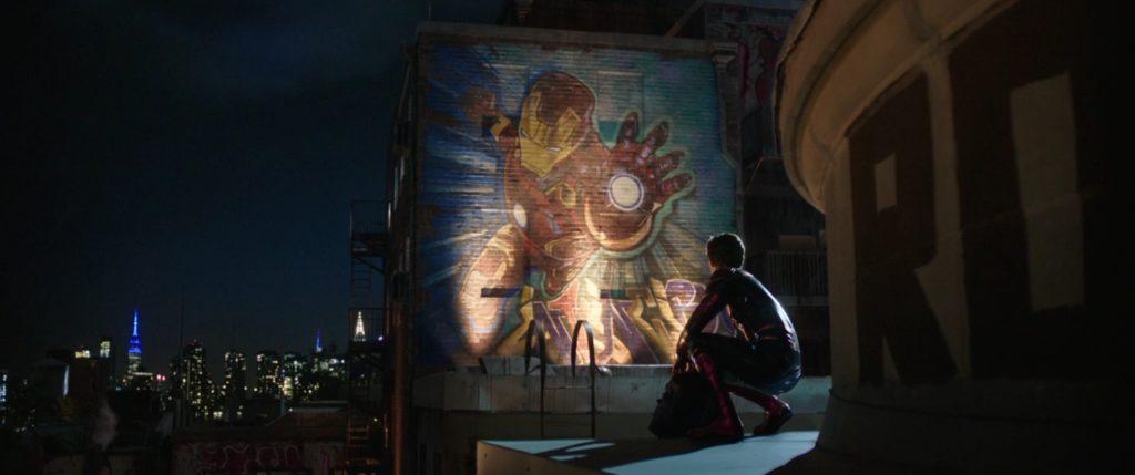 Tom Holland en Spider-Man: Lejos de casa (2019)