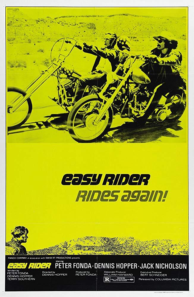 cartel de Easy Rider