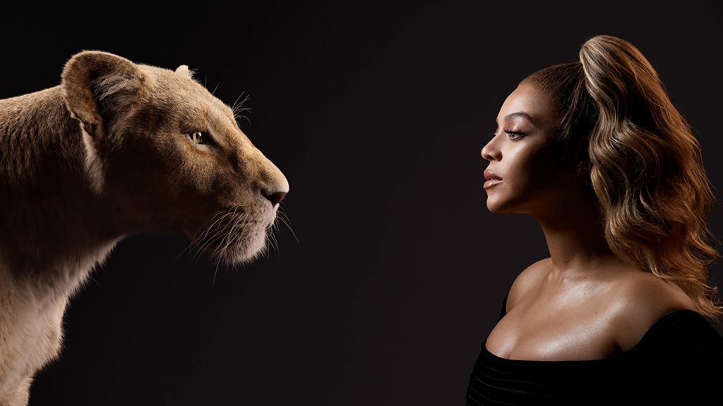 Beyoncé en The Lion King