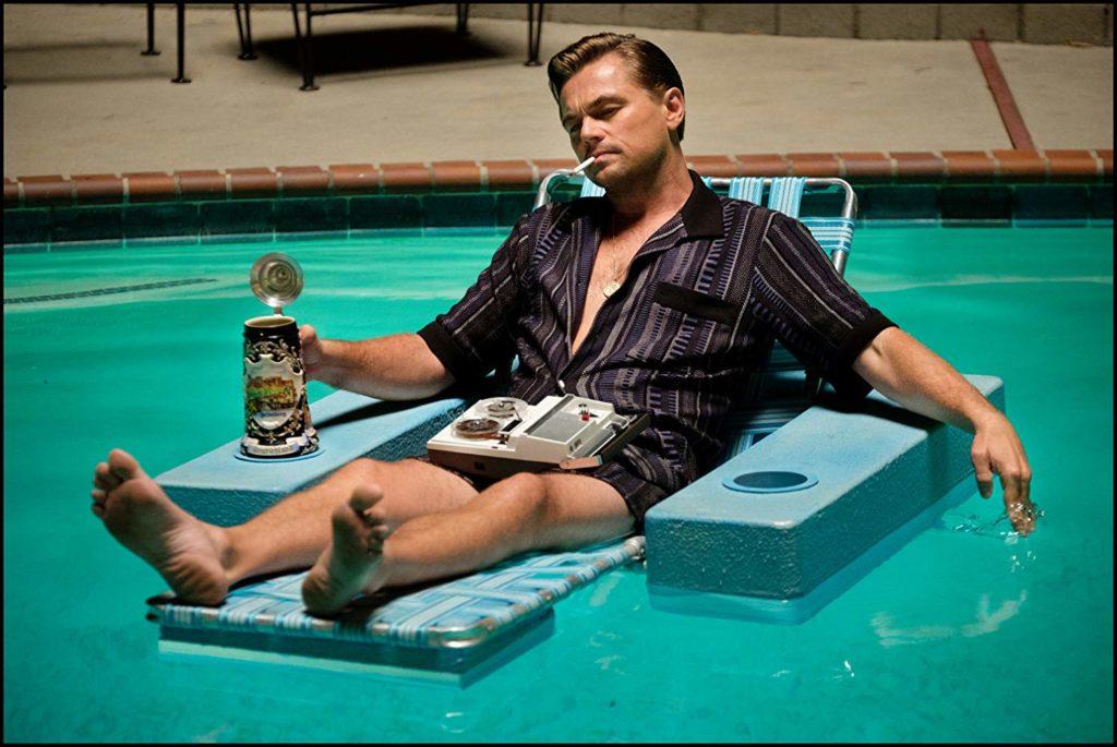 Leonardo DiCaprio en Érase una vez en Hollywood (2019)