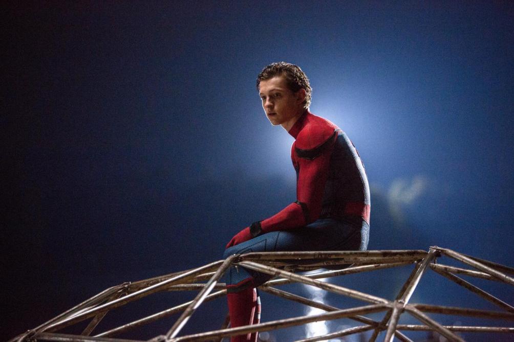Tom Holland en Spider-man lejos de casa (2019)