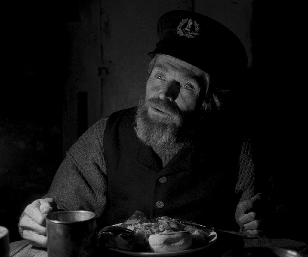Willem Dafoe en The Lighthouse (2019)