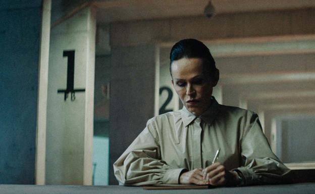 Antonia San Juan en 'El hoyo'
