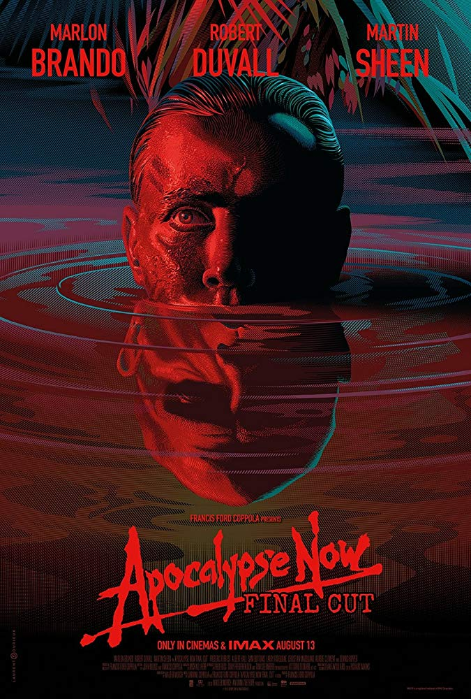 Otro cartel de Apocalypse Now