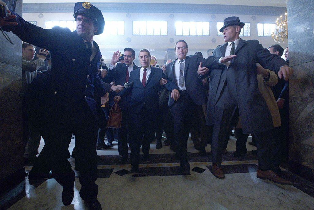 De Niro y Pacino en 'El irlandés' (2019)