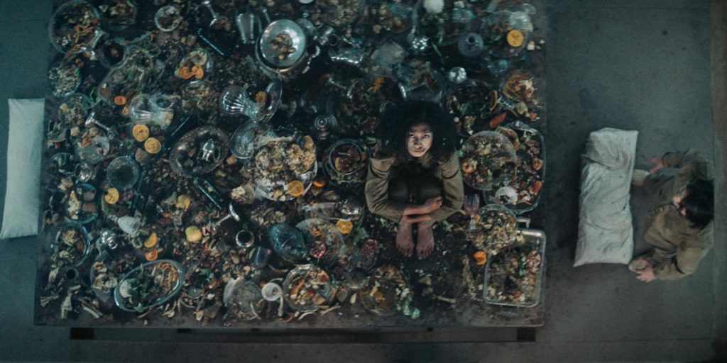 'El hoyo' (2019)