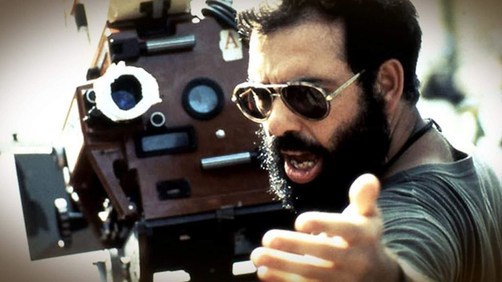 Francis Ford Coppola director de Apocalypse Now (1979)