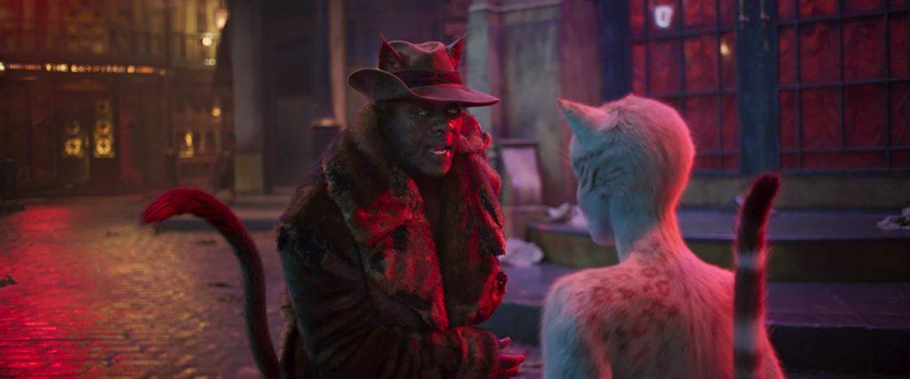 Idris Elba en 'Cats' (2019)