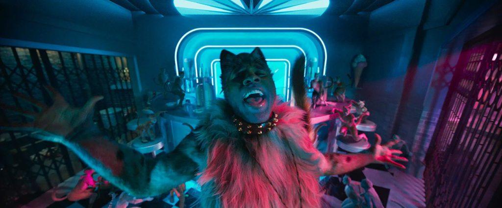 Jason Derulo en 'Cats' (2019)