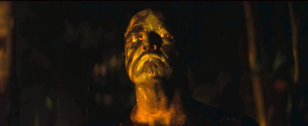 Marlon Brando en Apocalypse Now Redux