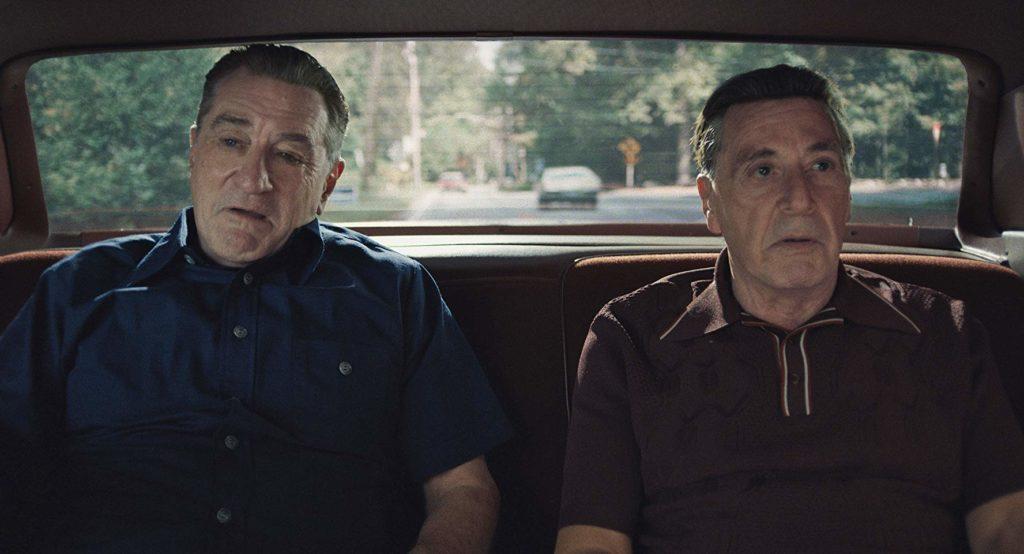 Robert De Niro y Al Pacino en 'El irlandes' (2019)