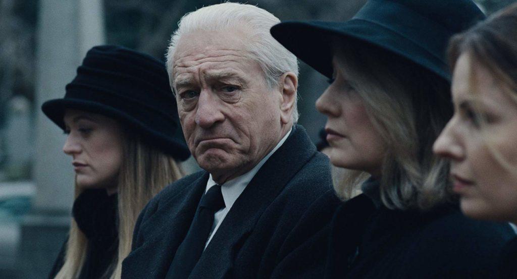 Robert De Niro en 'The irishman' (2019)