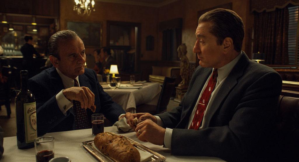 Robert De Niro y Joe Pesci 'El irlandes' (2019)